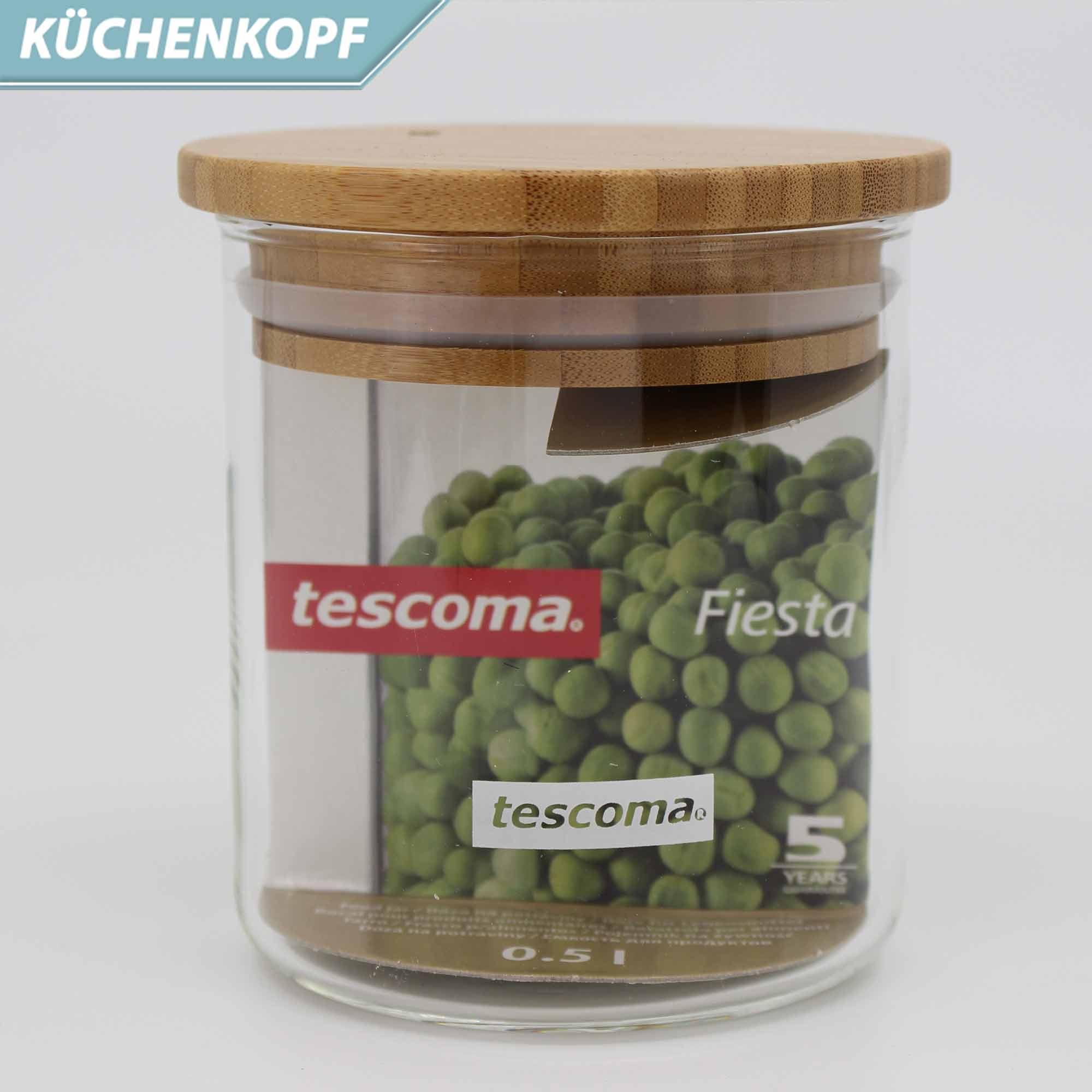 Vorratsglas Tescoma3