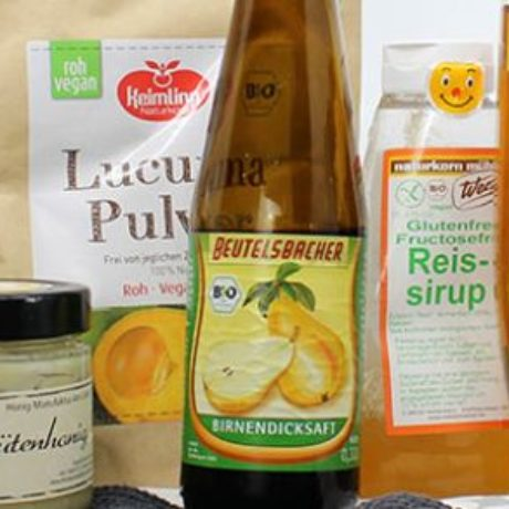 6 Zucker Alternativen