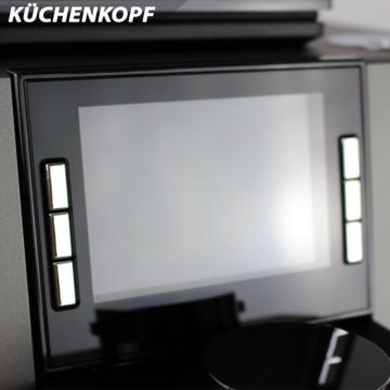 Produkttest-kuechenkopf-Kaffeevollautomat-Jura-z6-display