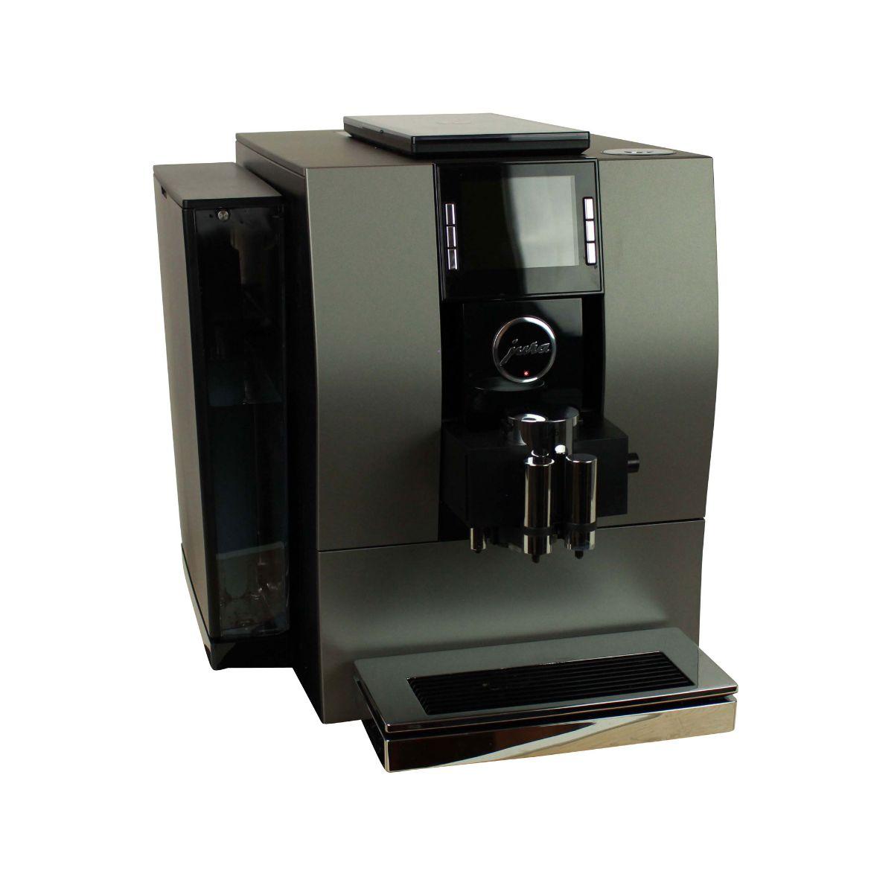 Jura Z6 Kaffeevollautomat Test Kuchenkopf