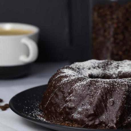Espresso-Schokoladen-Kuchen