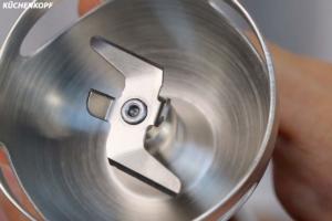Siemens FQ1 Stabmixer Mayonnaise Ergebnis