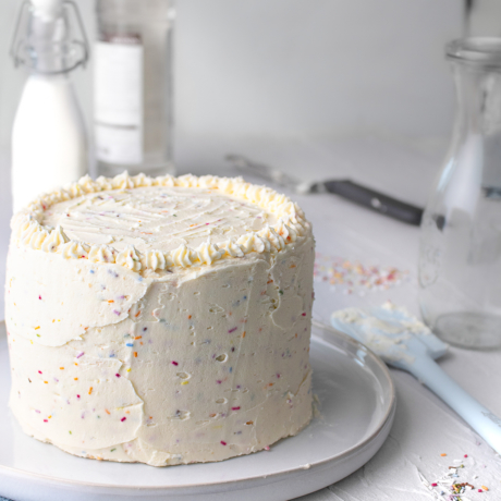 Vanille Layer Cake