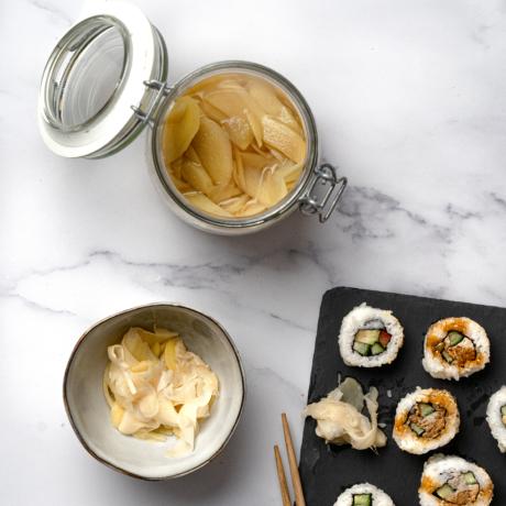Sushi Gari (Sushi Ingwer)